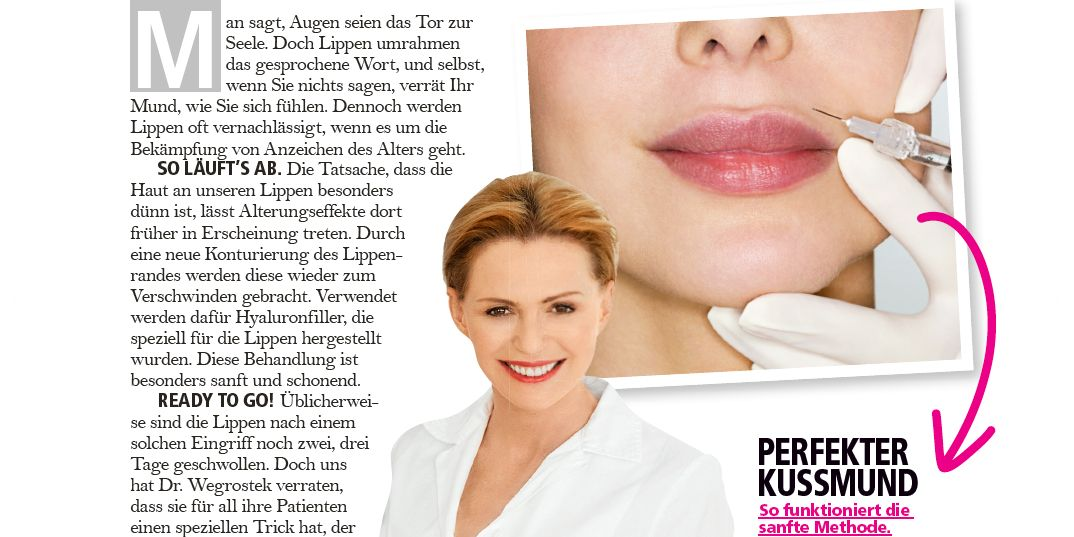 Artikel Dr. Wegrostek