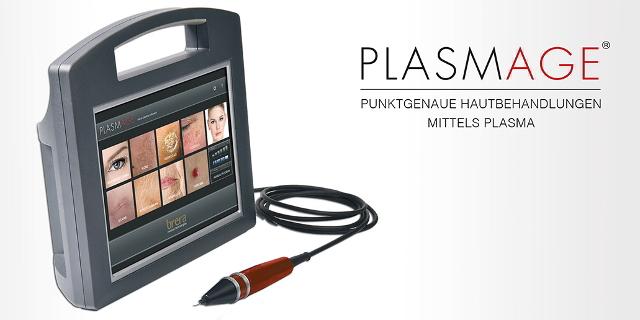Plasmage-Gerät